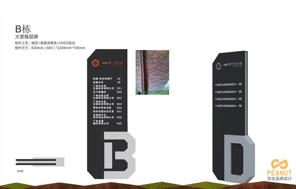 广州导视系统设计应该怎么做?