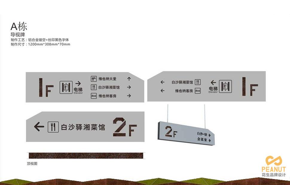 办公楼导视系统设计,广州导视设计公司,广州设计公司