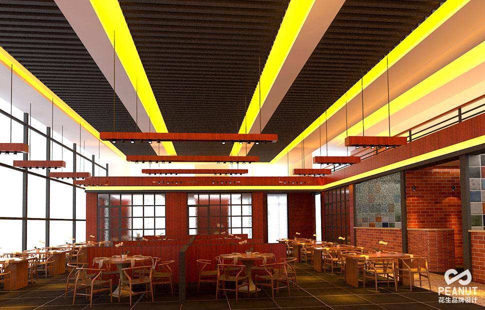 餐饮空间设计的类型及特点-广州餐饮空间设计公司分享