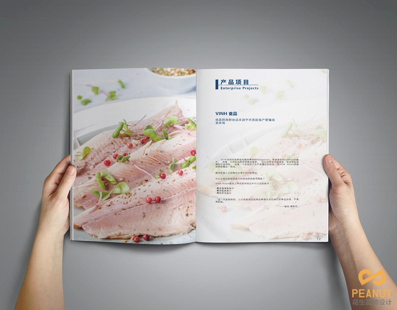 广州企业宣传册设计成功的几大因素 花生广州画册设计公司