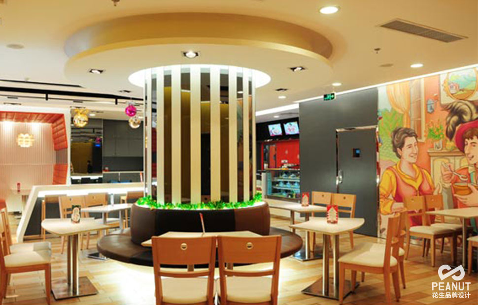 广州餐饮品牌设计公司哪家好?推荐花生品牌设计