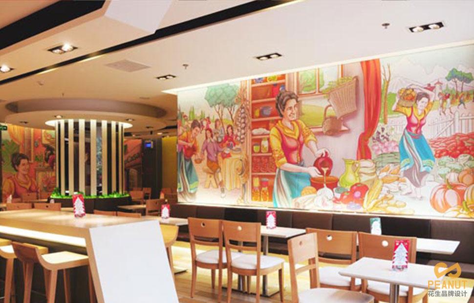 广州餐饮品牌设计之餐饮品牌战略步骤-花生品牌设计
