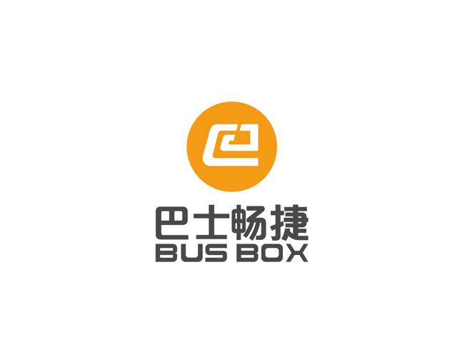 巴士畅捷便利店品牌设计,巴士畅捷LOGO设计,巴士畅捷标志设计