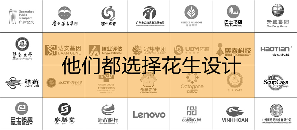 广州vi系统设计公司_创意引领未来-花生设计公司